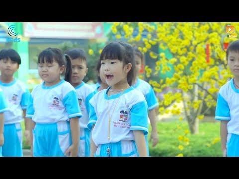 Liên Khúc Nhạc Thiếu Nhi - Tập Thể Dục Buổi Sáng ♫ Cháu Yêu Bà - Music For Kids