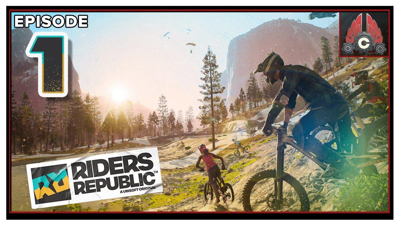 CohhCarnage Plays Riders Republic Open Beta