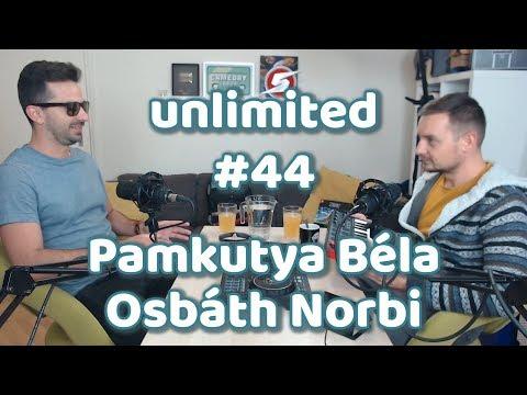 Pamkutya Béla/Osbáth Norbi #pamkutya | Unlimited #44