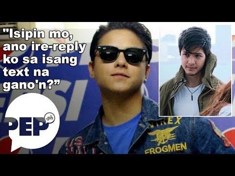 Daniel Padilla refuses to text back Alden Richards, here's why