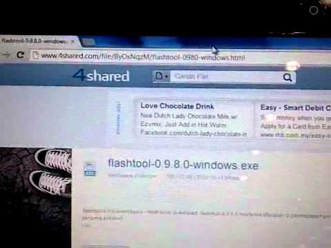 How to format / hard reset Sony Ericsson Xperia W8 [E16i]