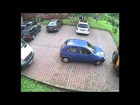 Interstellar parking