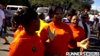 Why run the Comrades Marathon