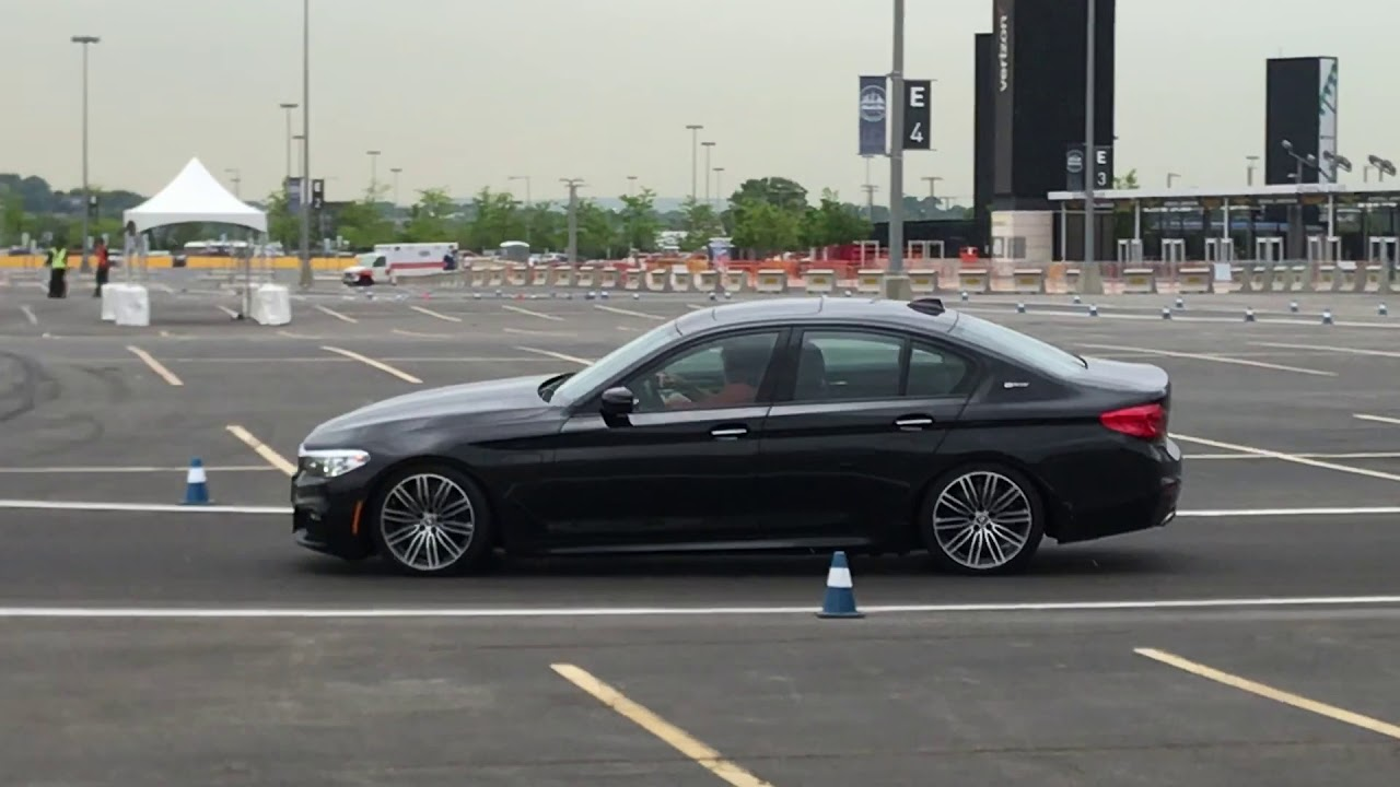 Bmw Ultimate Driving Experience Nj 5 22 18 Cjh Youtube