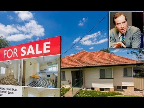 Harry Dent predicts property prices to drop by 60 per cent