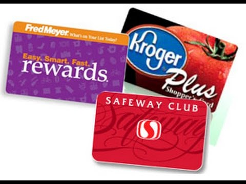 Caller: Store Loyalty Cards are a Form of Surveillance...
