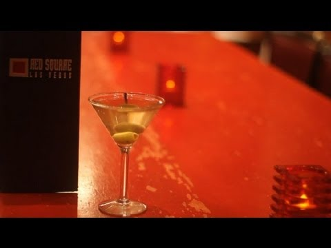 How to Make the Perfect Extra Dirty Vodka Martini : Vodka & Mixed Drinks