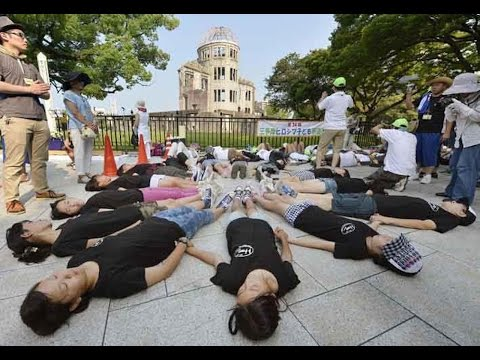 Japan Mourns Hiroshima's 70th Anniversary