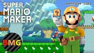 More New Super Luigi U Remixed in Super Mario Maker (W/ Comparison!)