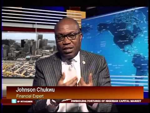 Dwindling Fortunes of the Nigeria Capital Market on Good Morning Nigeria