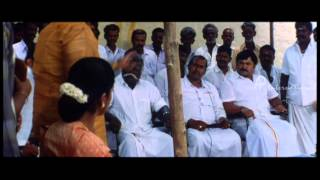 Thamirabharani Tamil Movie | Scenes | Prabhu and Nasser argue over the land | Nadhiya | Vishal