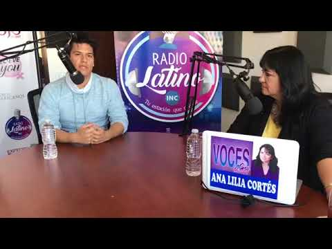 Luis Alberto Aguilera en Radio Latino Inc.