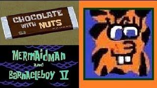 SpongeBob SquarePants Season 3 Review: Chocolate With Nuts/MermaidMan and BarnacleBoy V