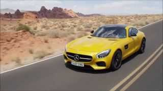 2016 Mercedes-AMG GT Road, Interior And Exterior Trailer