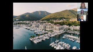Вебинар Regent Porto Montenegro 5 самый модный отель ЧЕРНОГОРИИ от 26 05 2020
