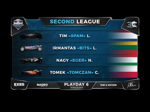Playday 6 | TM ProLeague 2 | Spam vs Bits vs Eger vs Tomczan