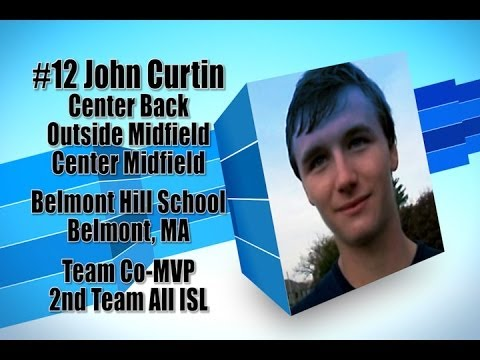 2013 John Curtin Soccer Highlight Film Recruiting Tape