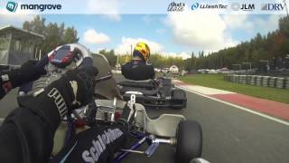 Onboard GoPro Rotax Max Senior | Dutch Championship @ Kerpen