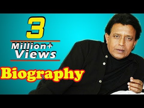 Mithun Chakraborty - Biography