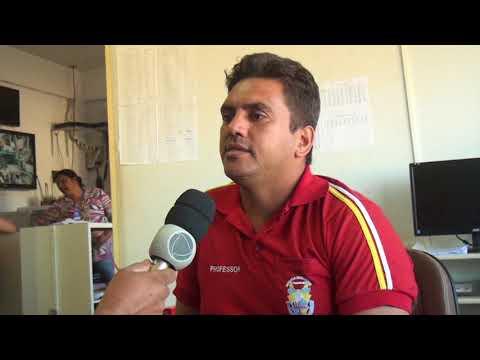 Escola estadual Teotônio Carlos da cunha realiza jogos escolares intercalasse