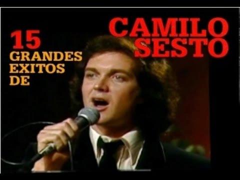 15 éxitos de Camilo Sesto En Vivo