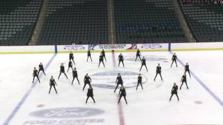 2017 National TOI River City Ice Theatre Open CE