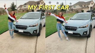MY FIRST CAR TOUR!! 2019 Subaru Crosstrek