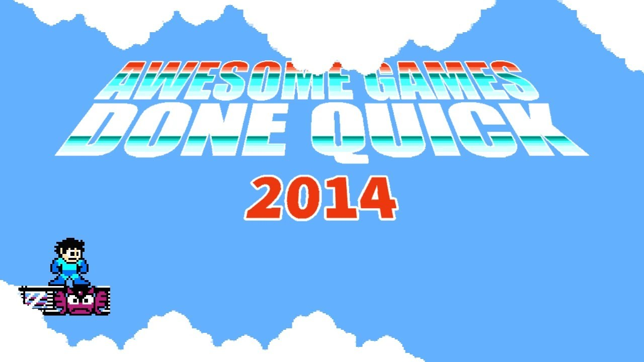 Awesome Games Done Quick 2014 Promo Youtube