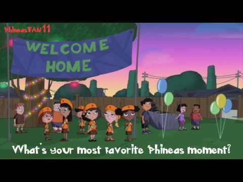 Phineas and Ferb -  Top 11 Phineas Flynn Moments