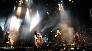 Apocalyptica feat. Tipe (Richard) Johnson — I'm Not Jesus