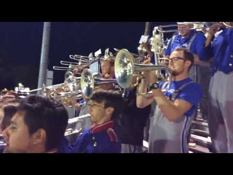 Kilgore College Band 11/2016 Athens,Tx