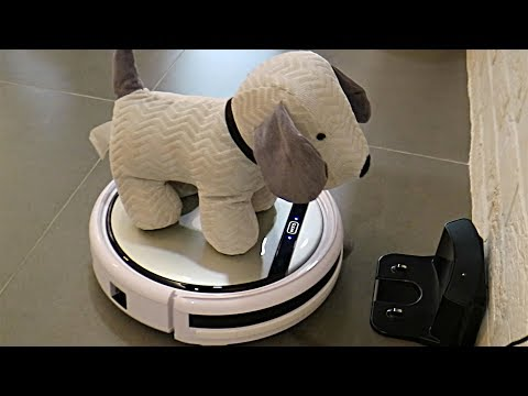 iLife v5 Robot Vacuum Cleaner Review