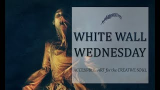 White Wall Wednesday: What Speaks to You