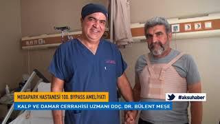 Megapark Hastanesi 100. Bypass Ameliyatı