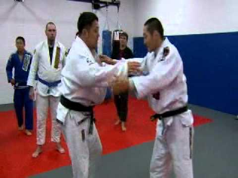 Judo with Master Shin Kim