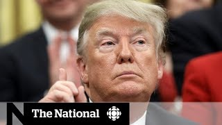 Covering the Donald Trump presidency | Reporter's Notebook