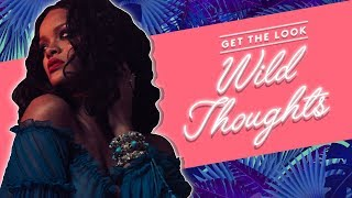 GET THE LOOK WILD THOUGHTS banner image