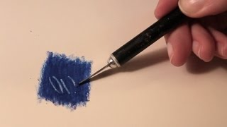 Drawing With Corrina - Session 3 - Using An X-Acto Knife