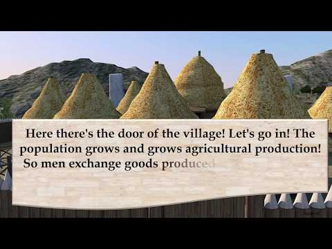 Exploring A Neolithic Village Part 1