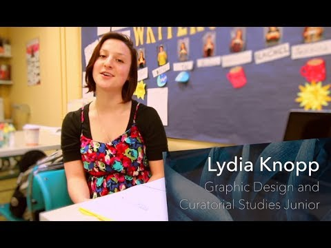 Student Interview // Lydia Knopp's Moore Experience