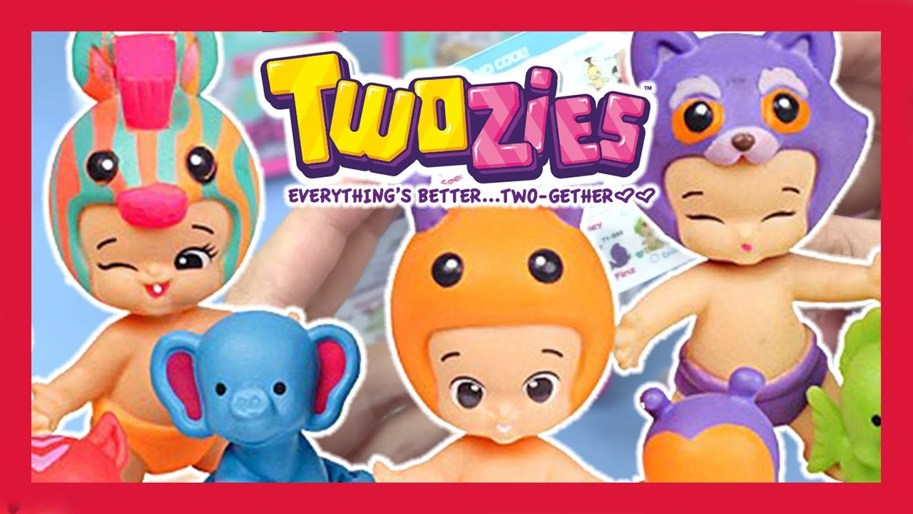 TOY UNBOXING - Twozies Full Box Limited Edition Found | Twozies Season 2 | Toy Store - Toys for Kids