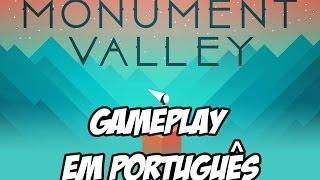Monument Valley (android/ios) - Gameplay Completo Em Português