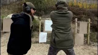 Pretorian Worldwide Dynamic Combat Shooting Training for beginners