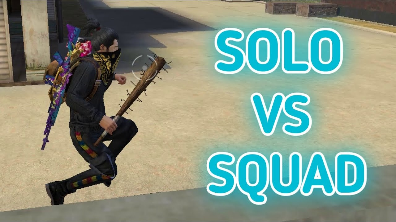 SOLO VS SQUAD || SOMETIMES WE HAVE TO SACRIFICE FOR OTHERS 🔥 !!!!