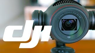 DJI OSMO Plus Review | OSMO+ Best all-in-one Gimbal | RehaAlev