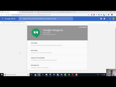 Modify Google Meet Settings To Restrict Student Access To Hangouts, Allow Teachers To Record