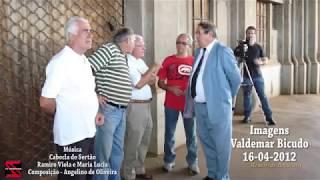 Memórias Botucatu Making Of do programa encontro Marcado TV Serrana 2012