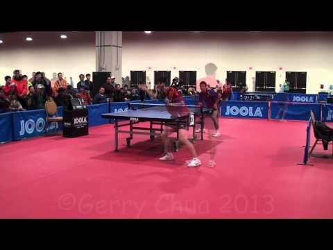 Hao Shuai vs Chen Bo Wen  Tianjin vs MDTTC
