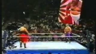 Yokozuna vs Chad Miller