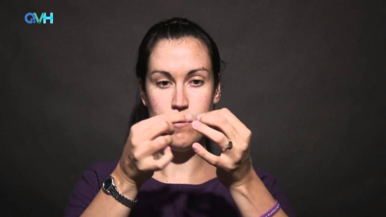 Facial Palsy Strapping - Xxx Pics-9491
